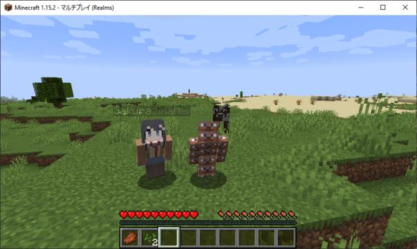 Minecraft Realmsのマルチプレイで遊ぶ方法