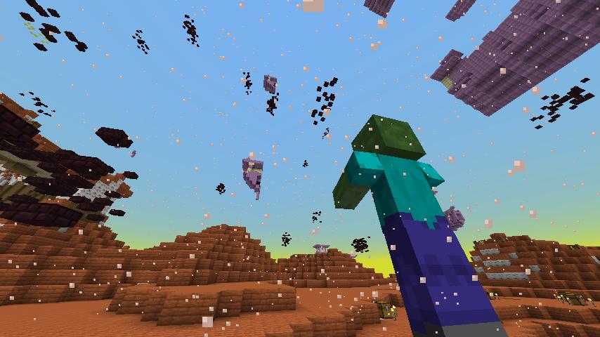 Minecraft 新アップデート「無限の次元」スナップショット 20w14infinite 毎年恒例・エイプリルフールネタ