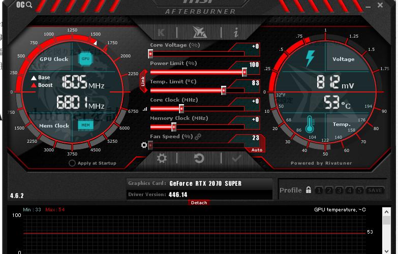 MSI Afterburnerでゲームをより快適にプレイする方法